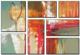 Building A Mystery Print van Natasha Barnes