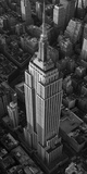 Empire State Building, NYC Print on Canvas by Cameron Davidson