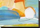 Pot by the Sunny Window Reproduction transférée sur toile par Joan Davis