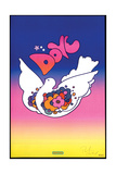 Dove Giclee Print by Peter Max