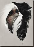 Totem Reproducción en lienzo de la lámina por Jeff Langevin