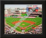 Nationals Park 2010 Opening Day Poster