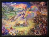 No More Prints by Josephine Wall