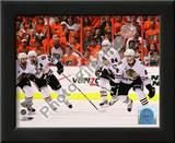 Patrick Kane, Patrick Sharp, & Nick Boynton 2010 Stanley Cup Prints