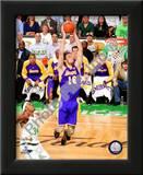 Pau Gasol Game Three of the 2010 NBA Finals Art