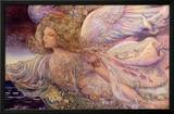 Natures Guardian Angel Posters by Josephine Wall