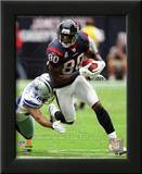Andre Johnson 2010 Action Prints