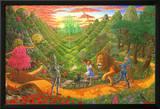 Wizard Of Oz Prints by Tom Masse