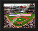 Rangers Ballpark 2010 Opening Day Prints