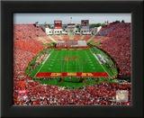 Los Angeles Memorial Coliseum USC Trojans 2006 Print