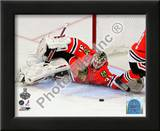Antti Niemi Game Five of the 2010 NHL Stanley Cup Finals Prints