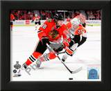 Patrick Kane Game One of the 2010 NHL Stanley Cup Finals Poster