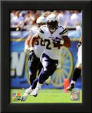 Ryan Mathews 2010 Action Art