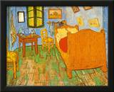 The Bedroom at Arles, c.1887 Print by Vincent van Gogh