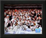2009-10 Chicago Blackhawks Team Poster