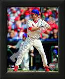Chase Utley 2010 Art