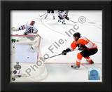 Claude Giroux Game Four of the 2010 NHL Stanley Cup Finals Goal Poster