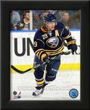 Jason Pominville 2010-11 Action Prints