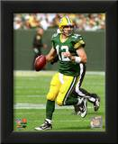 Aaron Rodgers 2010 Action Prints