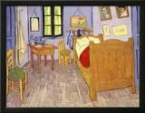 Bedroom Poster by Vincent van Gogh