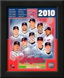 2010 Cleveland Indians Team Print