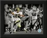 Tracy Porter Super Bowl XLIV Poster