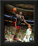 LeBron James 2010-11 Action Poster