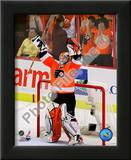 Michael Leighton 2009-10 Playoff Art