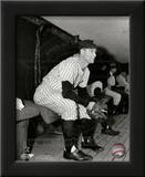 Lou Gehrig Posed Art