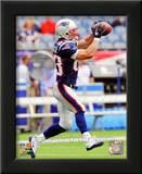 Wes Welker 2010 Action Prints