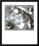 Reptiles Poster by M. C. Escher