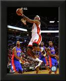 LeBron James 2010-11 Action Print