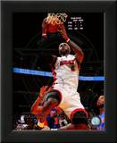 LeBron James 2010-11 Action Prints