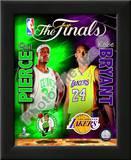 2009-10 NBA Finals Matchup Posters