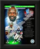 Emmitt Smith Class Of 2010 HOF Print