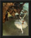 The Star Prints by Edgar Degas
