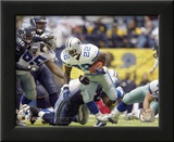 Emmitt Smith All-Time Rushing Yard Leader - 1 Action Print