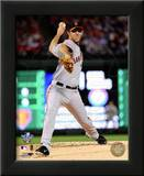 Madison Bumgarner Game Four of the 2010 World Series Action Prints