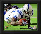 Reggie Wayne 2010 Action Prints