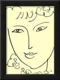La Pompadour, c.1951 Prints by Henri Matisse