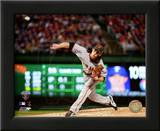 Tim Lincecum Game Five of the 2010 World Series Action Posters
