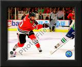 Patrick Sharp 2009-10 Playoff Art