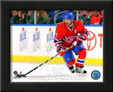 Brian Gionta 2010-11 Action Art
