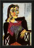 Portrait of Dora Maar, c.1937 Posters by Pablo Picasso
