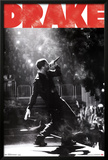 Drake - Live Music Poster Posters