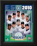 2010 Seattle Mariners Team Art
