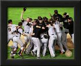 The San Francisco Giants Team Celebration Game Five of the 2010 World Series Posters