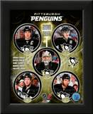 2010-11 Pittsburgh Penguins Team Composite Posters