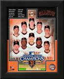 San Francisco Giants 2010 Natinal League Champions Composite Art