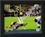 Lance Moore Super Bowl XLIV Art